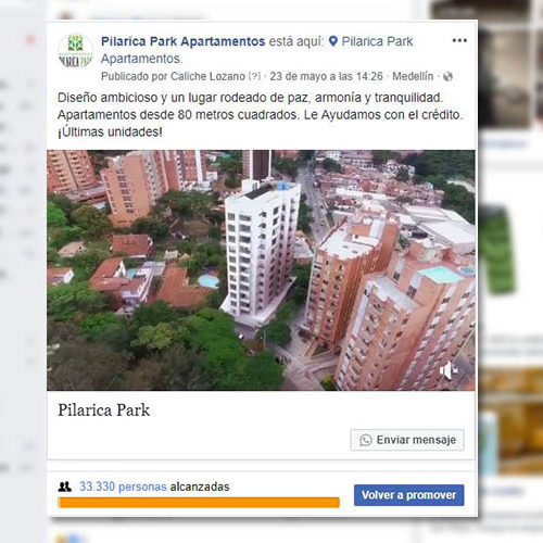 Marketing Digital Medellin Publicidad En Facebok