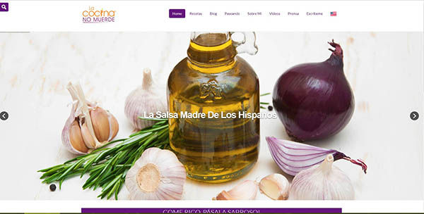 Diseño de Paginas Web En Medellin La Cocina No Muerde